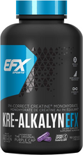 EFX Sports Kre-Alkalyn EFX 192 Capsules | 737190003350