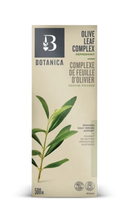 Botanica Olive Leaf Complex Peppermint 500mL | 822078962017