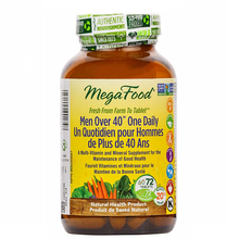 MegaFood Men Over 40 One Daily 72 tablets | 051494901748