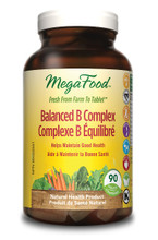 MegaFood Balanced B Complex Tablet 90 tablets  | 051494901175