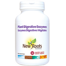 New Roots Herbal Plant Digestive Enzymes | 628747113090