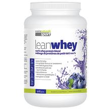 Prairie Naturals Sport Lean Whey Protein Powder 908g Blueberry Cream | 067953002093