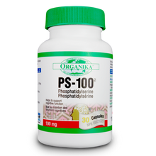 Organika PS100 100mg 30 capsules  620365011901