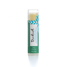 Duckish Natural Skin Care Lip Balm Mint | 10628504840020