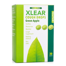 Xlear Sugar Free Cough Drops with Xylitol   700596052628