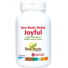 New Roots Herbal Joyful 30 veg capsules | 628747120227