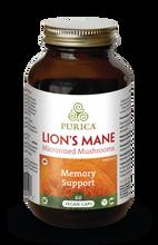 Purica Lion's Mane Micronized Mushrooms - Memory Support Vegan 60 Caps | 815555000227