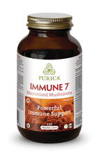 Purica Immune 7 120 Vegan Caps | 815555000098