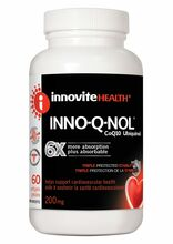 Innovite Health Inno-Q-Nol 200mg 60 soft gels | 626712102278