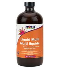 Now Foods Liquid Multi - Berry 473mL | 733739921062