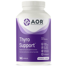 AOR Thyro Support 518mg 180 Vegi-Caps | 624917044348