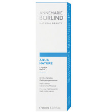 Annemarie Borlind Aquanature Cleansing Mousse | 4011061008023