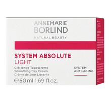 Annemarie Borlind System Absolute Light Anti-Aging Smoothing Day Cream 50 ml | 4011061008443