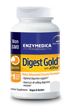 Enzymedica Digest Gold with ATPro 45 capsules | 670480202111