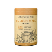 Harmonic Arts Golden Mylk Elixir Blend 450 grams | 842815022491