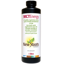 New Roots Herbal MCT Energy | 628747218009
