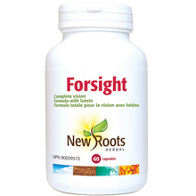 New Roots Herbal Forsight 60 veg capsules | 628747103329