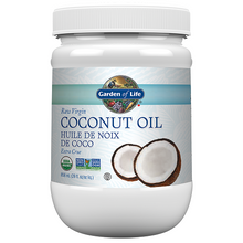 Garden of Life Raw Virgin Organic Coconut Oil | 628055928997