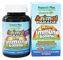Nature's Plus Animal  Parade Kids Immune Booster | 807205108353