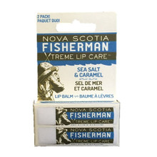 Nova Scotia Fisherman Sea Salt & Caramel Lip Balm | 883161850021