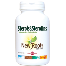 New Roots Herbal Sterols & Sterolins Cholesterol | 628747102230