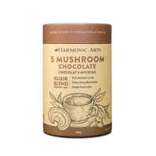 Harmonic Arts 5 Mushroom Chocolate Elixir Blend 480g | 842815056922