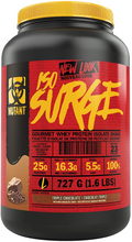 Mutant ISO Surge Gourmet Whey Protein Isolate Shake 1.6 lbs Triple Chocolate | 627933024219