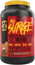 Mutant ISO Surge Gourmet Whey Protein Isolate Shake 1.6 lbs Triple Chocolate | 627933024219