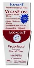 Eco-DenT Vegan Floss Cinnamon | 000360020007
