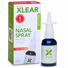Xlear Nasal Spray 45 ml  | 700596050006