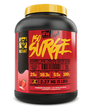 Mutant ISO Surge 5 lbs Strawberry Milkshake | 627933024028