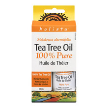 Holista 100% Pure Tea Tree Oil 50 ml  | 620554003281