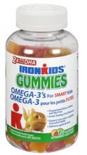 Ironkids Gummies Omega-3 120 Gummies | 683702120070