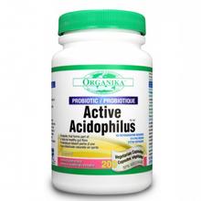 Organika Active Acidophilus 200 capsules | 620365024321