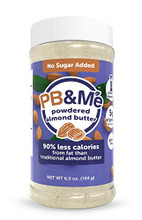 PB&Me Powdered Almond Butter 184 Grams | 628451166139