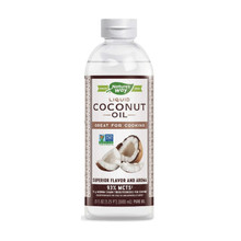 Nature's Way Premium Coconut Oil Liquid 600 ml | 033674316832