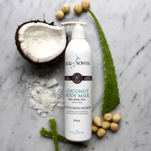 Eco Tan Coconut Body Milk | 9347597000299