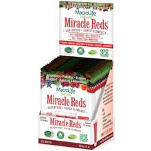 MacroLife Naturals Miracle Reds Superfood 112.8 grams packets | 852434001135