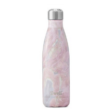 S'well Element Collection Stainless Steel Water Bottle Geode Rose 17 oz | 843461100083