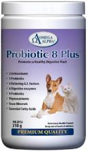 Omega Alpha Probiotic 8 Plus 310g | 826913401501