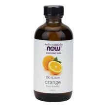 Now Essential Oils Orange Oil 118mL | 733739875785