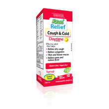 Homeocan Real Relief Cough and Cold Syrup 250 ml | 778159220036