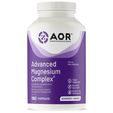 AOR Advanced Magnesium Complex 200mg 180 Vegi-Caps | 624917044300
