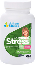 Platinum Naturals Easymulti Stress - Multivitamin for Women 120 Softgels | 773726031305