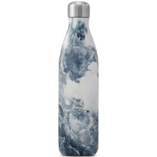 S'well Bottle The Elements Collection Stainless Steel Water Bottle Blue Granite 9 oz | 814666025655