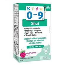 Homeocan Kids 0-9 Sinus Raspberry Flavor 25 mL