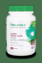 Organika Alpha Lipoic Acid 250 mg 120 Capsules | 620365011871