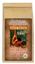 Mate Factor Yerba Mate Organic Mocha Mint Loose Leaf Tea 300 grams | 830568000163