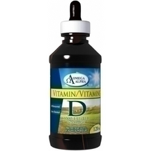 Omega Alpha Vitamin D3 1000 I.U. Unflavoured 120 ml | 826913124707