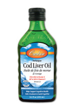 Carlson Norwegian Cod Liver Oil Liquid